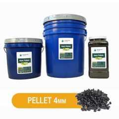 PELLET Activated Charcoal 4mm (Bituminous Coal)
