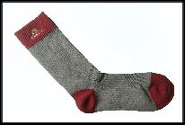 TYRRANO Activated Charcoal Socks by Greenyarn™-Medium