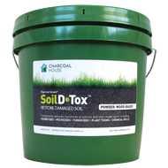 Charcoal Green® Soil D•Tox™ POWDER (Wood-based)