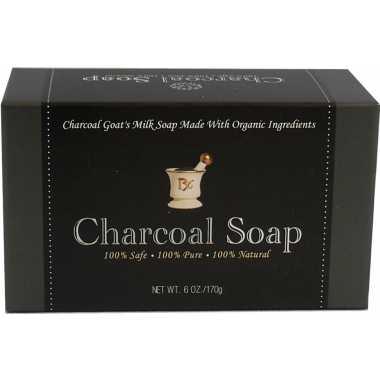 Charcoal Goat's Milk Soap